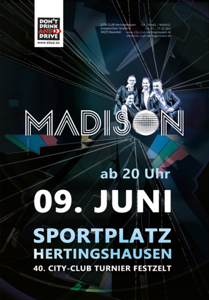 City-Club Turnier Madison