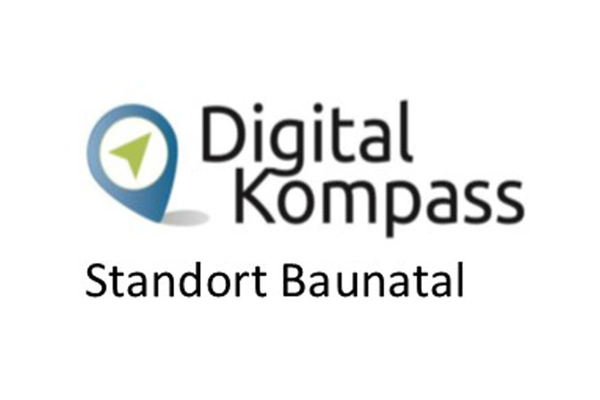 Digital Kompass Standort Baunatal