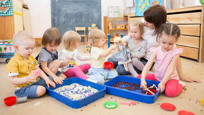 Arbeiten Mit 3 Kindern