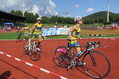 City Triathlon des KSV Baunatal